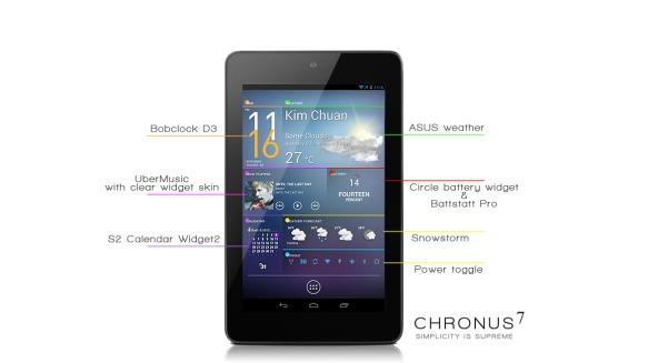 chronus 7